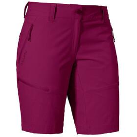 Schöffel Toblach2 Naiset Lyhyet housut , violetti